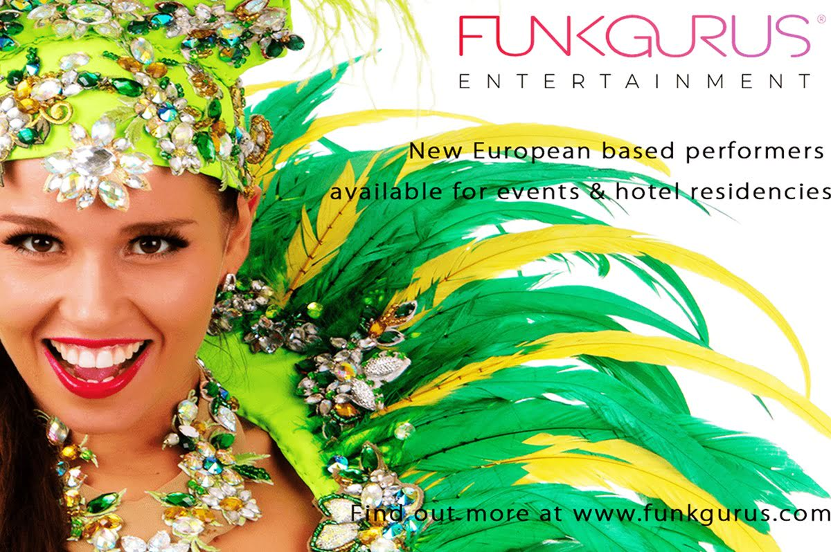 New European Based Performers added to Funkgurus Roster